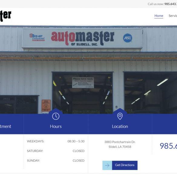 AutomasterOfSlidell.com